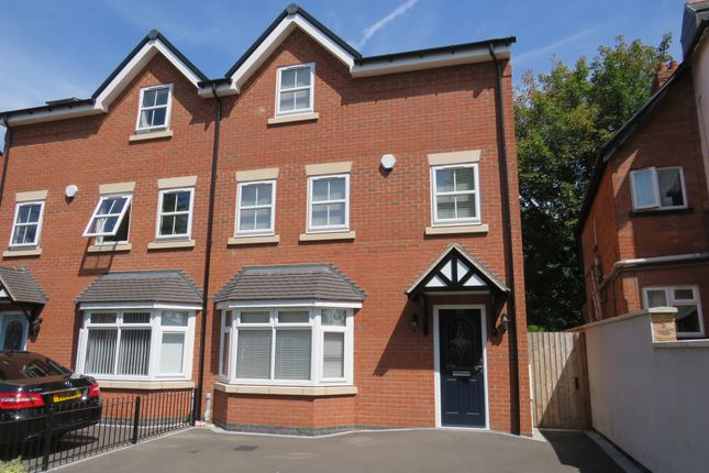 Thumbnail Semi-detached house for sale in Botteville Road, Acocks Green, Birmingham