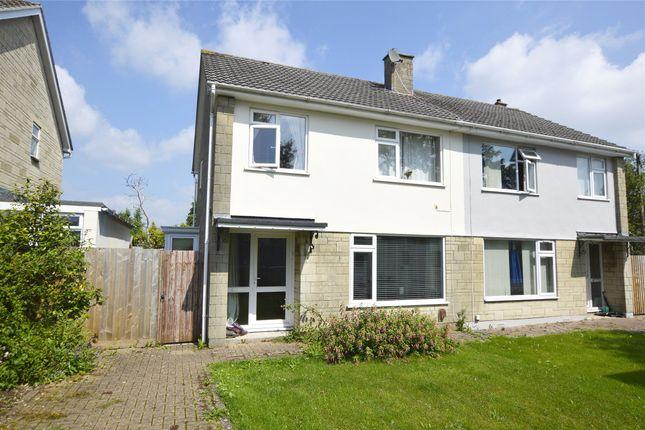 Thumbnail Semi-detached house for sale in Highfields, Westfield, Radstock