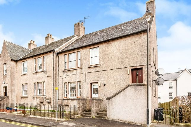 Thumbnail 2 bed flat to rent in Morris Terrace, Stirling Town, Stirling