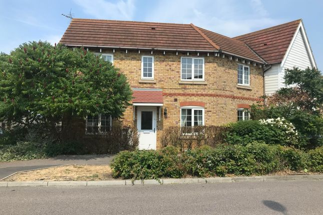 Thumbnail Property to rent in Mistletoe Drive, Minster On Sea, Sheerness