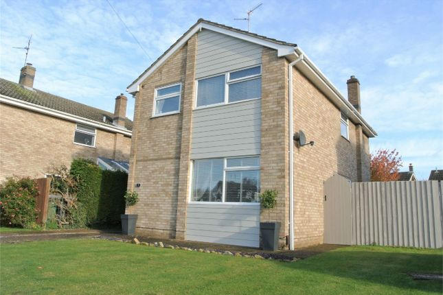 Thumbnail Detached house for sale in Ainsdale Drive, Werrington, Peterborough