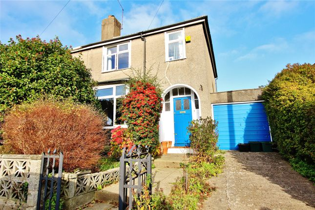 Thumbnail Semi-detached house for sale in Metford Road, Redland, Bristol