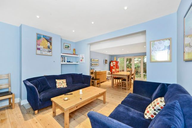 Thumbnail Terraced house to rent in Cranmer Avenue, London
