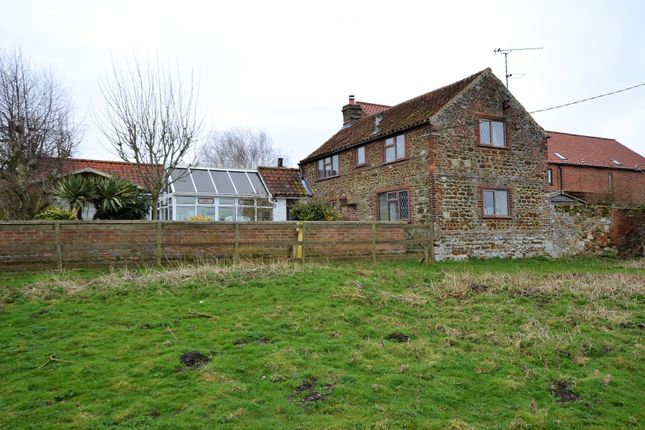 Thumbnail Cottage for sale in Common Close, West Winch, King's Lynn