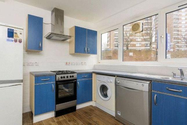 Thumbnail Flat to rent in Russett Way, London