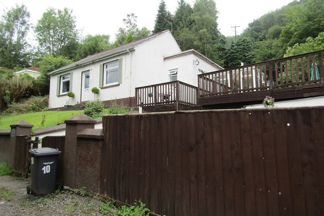 Thumbnail Detached bungalow for sale in Wembley Road, Ystalyfera, Swansea.