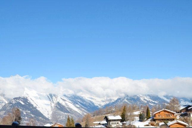 Centre Of Nendaz, Valais, Switzerland