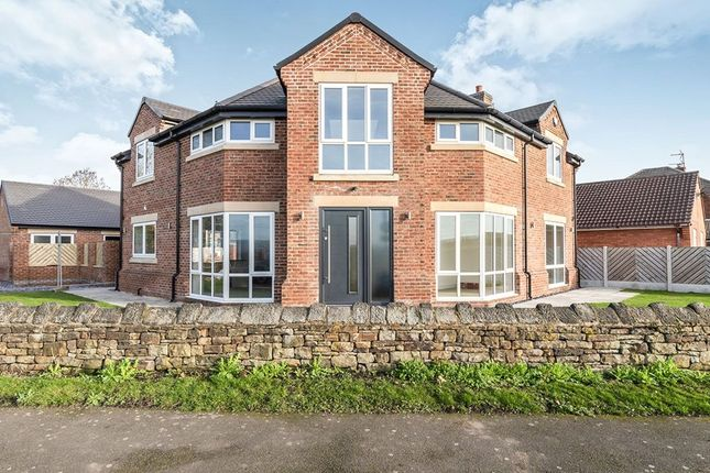 Thumbnail Detached house for sale in Church Lane, Temple Normanton, Chesterfield