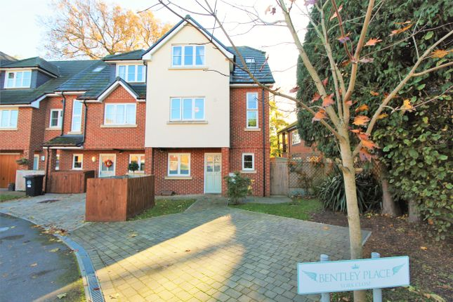 4 bed end terrace house for sale in York Close, Byfleet, Surrey KT14