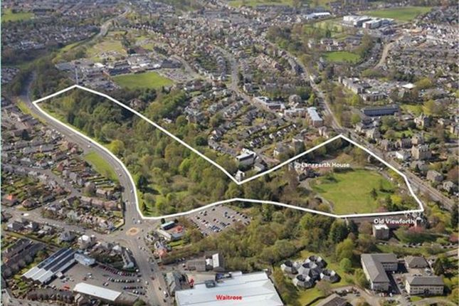 Thumbnail Land for sale in Viewforth, St Ninians Road, Stirling, Stirlingshire, UK