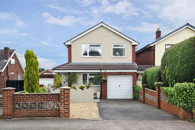 Thumbnail Detached house for sale in Holly Grove Lane, Chase Terrace, Burntwood