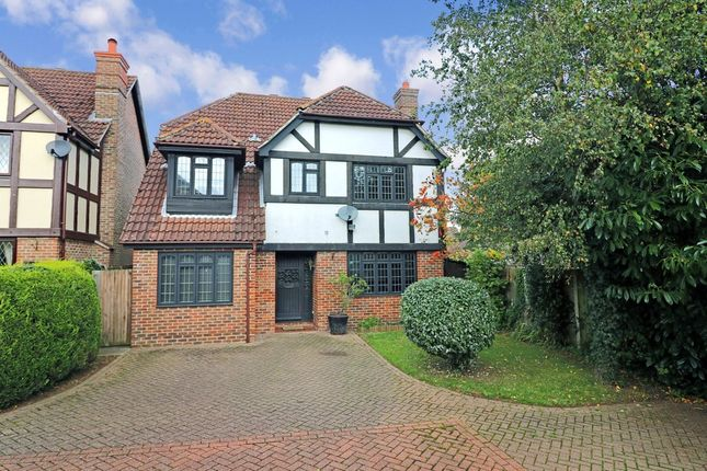 Thumbnail Detached house for sale in Beattie Rise, Hedge End, Southampton