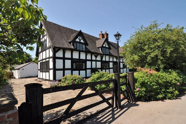 Thumbnail Property for sale in Goostrey Lane, Twemlow Green, Holmes Chapel, Crewe