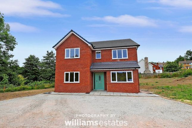 Thumbnail Detached house for sale in Clocaenog, Ruthin