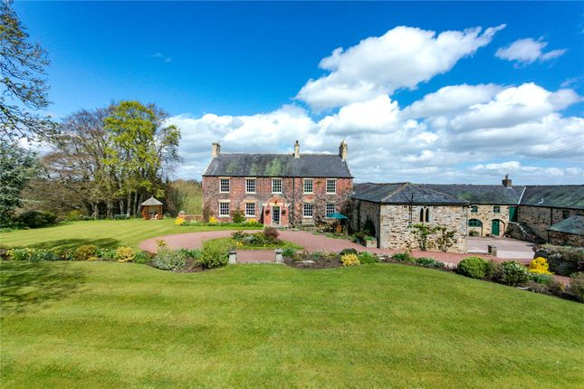 Thumbnail Detached house for sale in Shield Hall, Slaley, Hexham, Northumberland