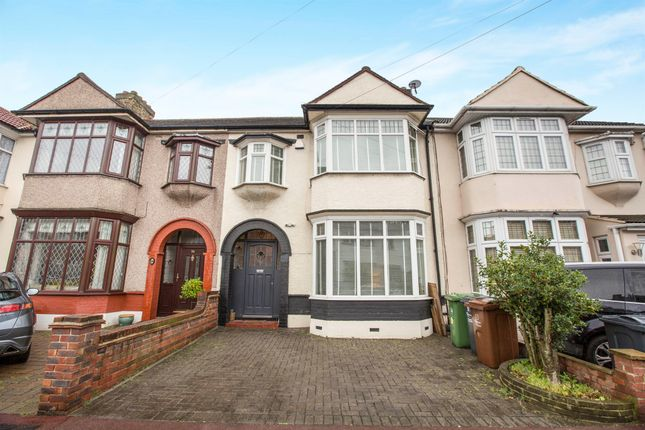 3 bed terraced house for sale in Westrow Drive, Barking