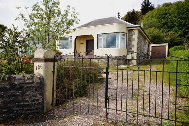 Thumbnail Bungalow for sale in Cairnbaan Bullwood Road, Dunoon