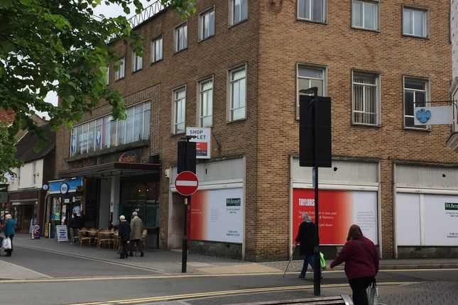 Thumbnail Office to let in High Street, Evesham