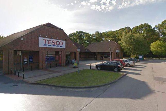 Thumbnail Retail premises for sale in York YO24, UK