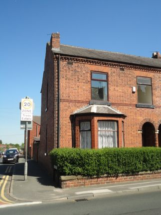Thumbnail Terraced house to rent in Wargrave Road, Newton Le Willows