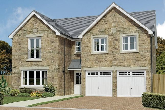Thumbnail Detached house for sale in Harrowslaw Drive, Hamilton, South Lanarkshire