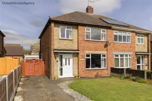 Thumbnail Property for sale in Downing Crescent, Bottesford, Scunthorpe