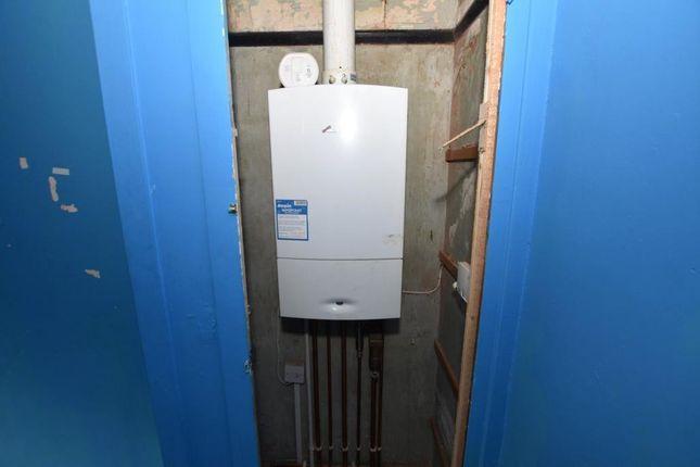 Boiler of Maceys Terrace, North Road, Okehampton, Devon EX20