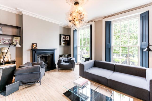 5 bed terraced house for sale in Mornington Terrace, Camden, London
