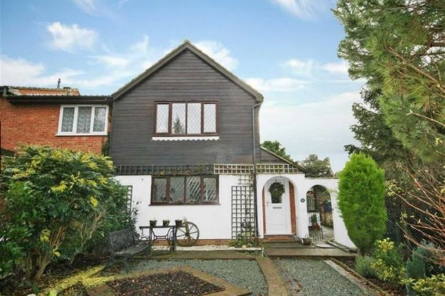 Thumbnail Terraced house for sale in Downhall Ley, Buntingford, Hertfordshire