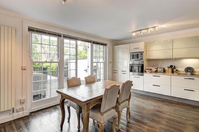 4 bed terraced house for sale in Blomfield Road, London