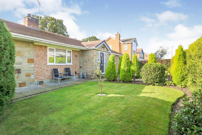 Thumbnail Detached bungalow for sale in Firs Crescent, Harrogate