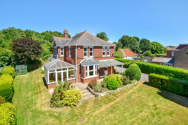 Thumbnail Detached house for sale in Old Manor Farm, Lower Road, Bedhampton, Havant