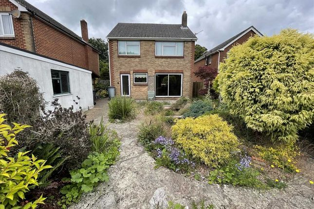 Thumbnail Detached house for sale in New Road, Northbourne, Bournemouth