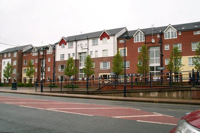 Thumbnail Flat to rent in Sugarmill Square, Eccles New Rd, Salford