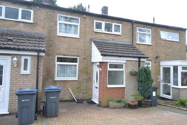 Thumbnail Terraced house for sale in Thirlmere Drive, Moseley, Birmingham