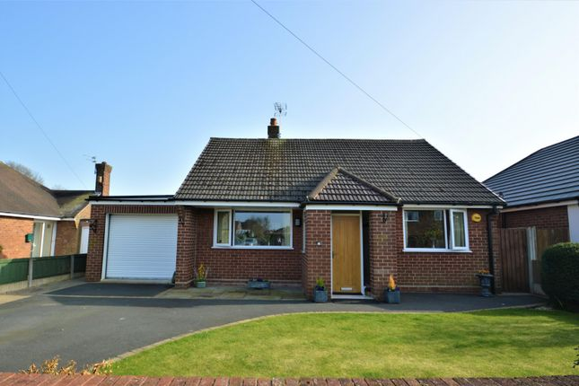3 bed detached bungalow for sale in Mellor Crescent, Knutsford WA16