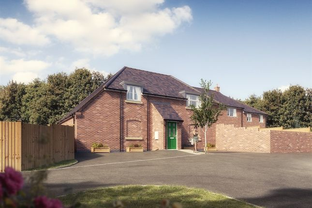 Thumbnail Detached house for sale in Norman Drive, Tipton