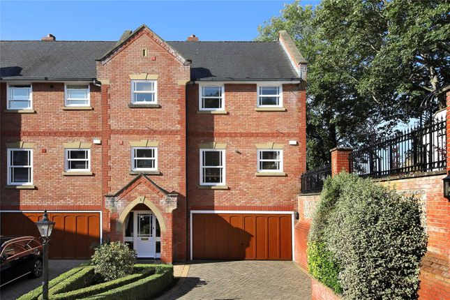 Thumbnail End terrace house for sale in Amersham Road, Chalfont St. Giles
