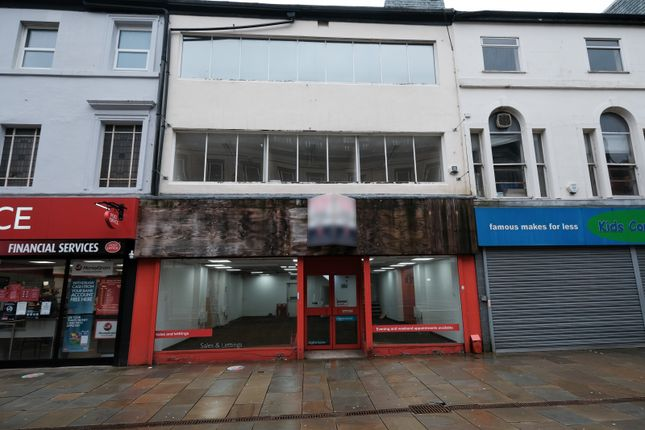 Thumbnail Retail premises for sale in Oxford Street, Bolton