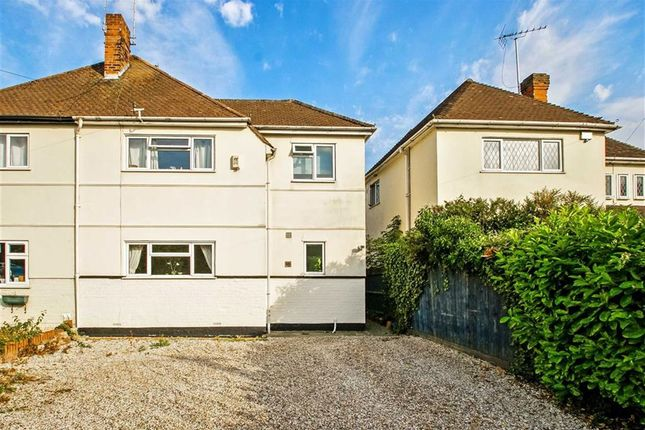 Thumbnail Semi-detached house for sale in Broomfield Road, Chelmsford, Essex