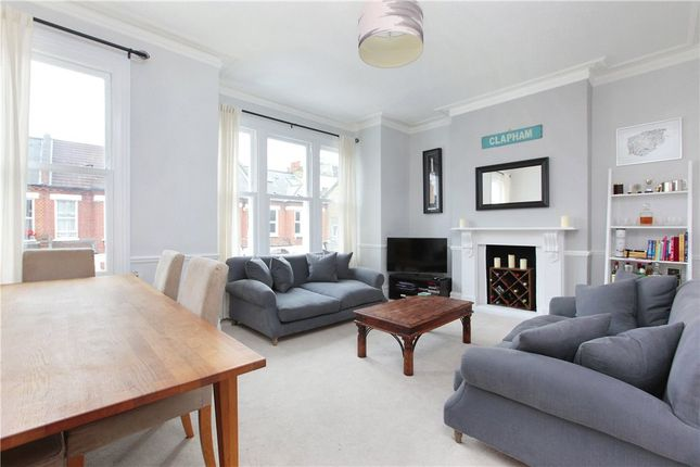 Thumbnail Flat for sale in Hazelbourne Road, Clapham South, London