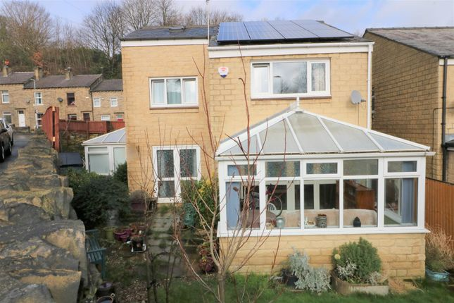 Thumbnail Detached house for sale in Trinity Grove, Smithy Carr Lane, Brighouse
