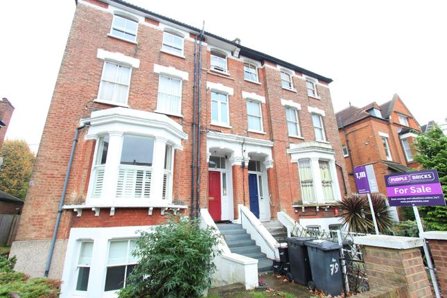 Thumbnail Flat for sale in Lewin Road, Streatham