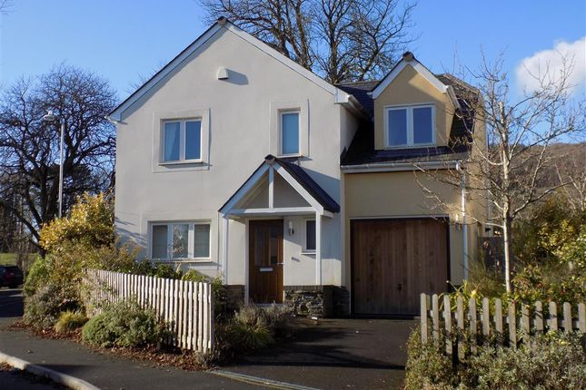 Thumbnail Detached house to rent in Coed Y Brenin, Llantilio Pertholey, Abergavenny