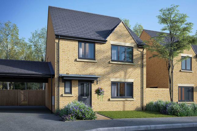 "Thumbnail Detached house for sale in ""The Mylne A"" at Field Road, Ramsey, Huntingdon"