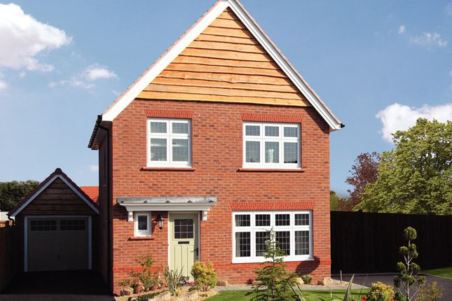 Thumbnail Detached house for sale in Stanbury Meadows, Camomile Way, Newton Abbot, Devon