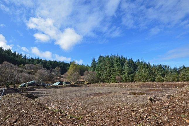 Land for sale in Land At Achadh-An-Droma, Dervaig, Isle Of Mull