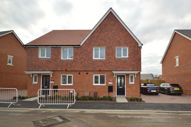 3 bed semi-detached house to rent in Minerva Heights, Chichester PO19