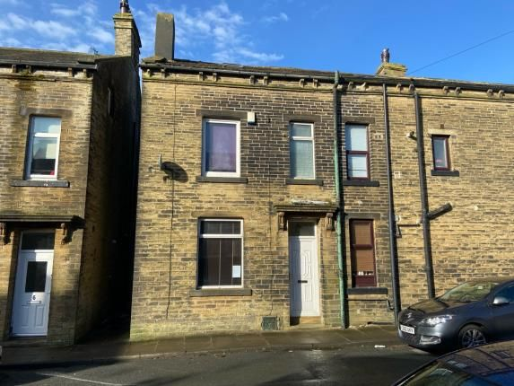 3 bed end terrace house for sale in Buck Street, Denholme, Bradford, West Yorkshire BD13