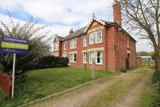 Thumbnail Semi-detached house for sale in Warsash Road, Locks Heath, Southampton